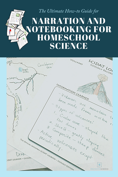 Are you struggling with writing in science for your homeschool? This how-to guide will help you understand what, why, and how to record what you are learning in science.