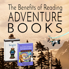 The Benefits of Reading Adventure Books