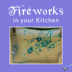 Celebrate by exploding a few kitchen fireworks this Fourth of July
