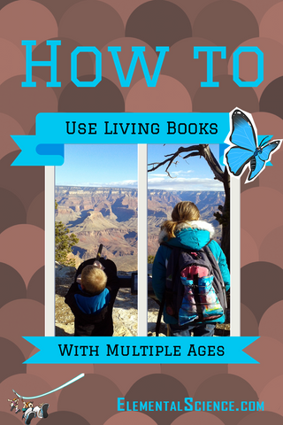 living books with multiple ages
