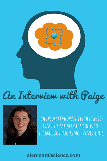 An Interview with Paige from Elemental Science