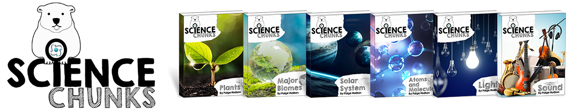 Science Chunks | Digital Unit Studies from Elemental Science