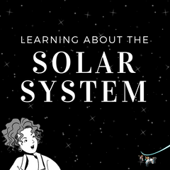 Let's head out of this world and learn about the solar system