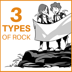 Basic Geology: The Sassafras Twins share with you the three types of rock