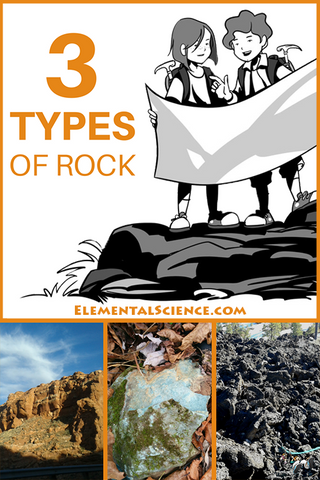 Come learn about the three types of rock with the Sassafras twins.