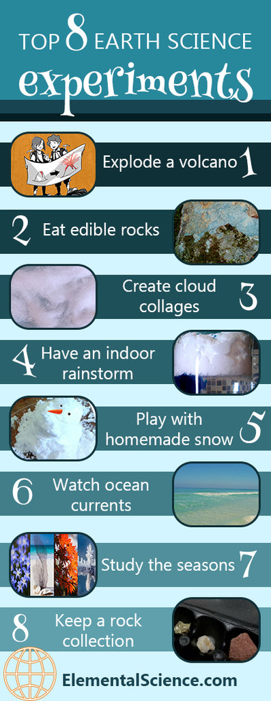 Top 8 Earth Science Experiments and Activities