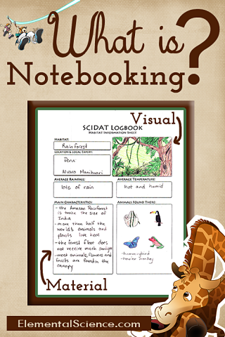 what is notebooking