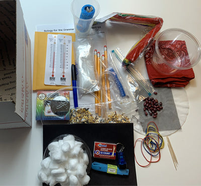 Biology for the Grammar Stage Experiment Kit