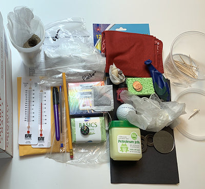 Earth Science & Astronomy for the Grammar Stage Experiment Kit