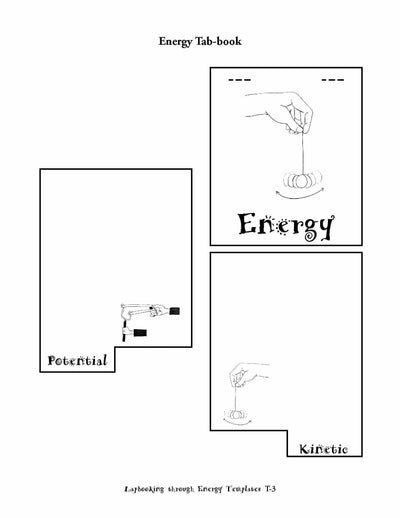 Lapbooking through Energy (eBook)