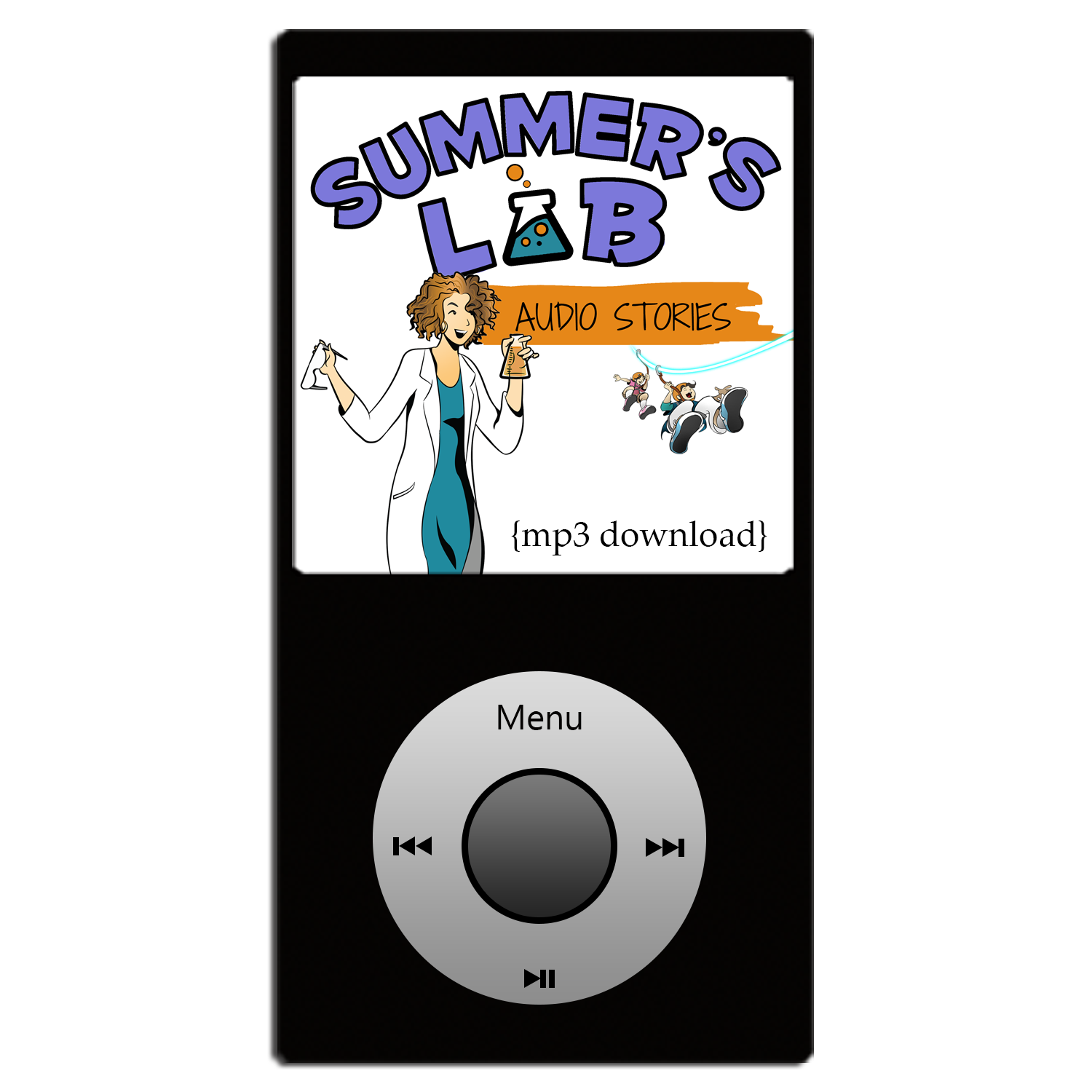 Summer's Lab Audio Stories