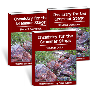 Chemistry For The Grammar Stage Printed Combo