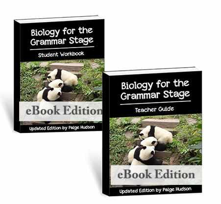 Classic - Biology For The Grammar Stage (ebook)