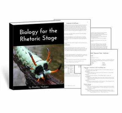 Classic - Biology For The Rhetoric Stage Printed Guide