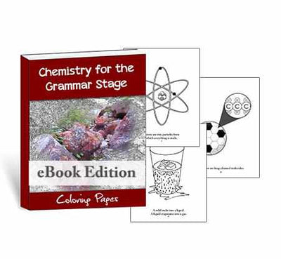 Classic - Chemistry For The Grammar Stage Coloring Pages
