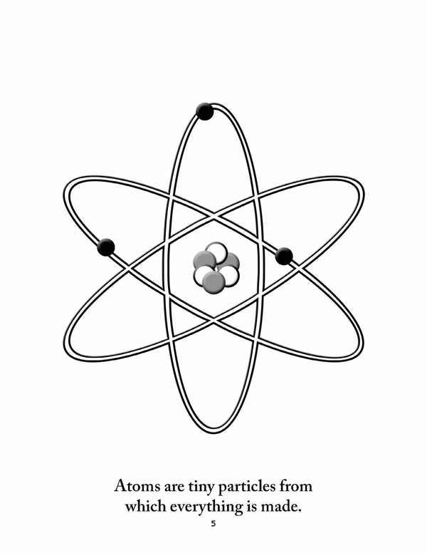 Chemistry Coloring Pages - Elementalscience.com