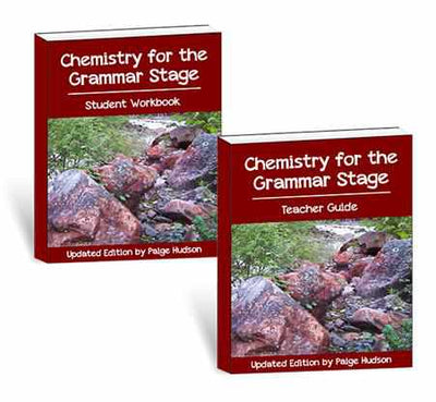 Classic - Chemistry For The Grammar Stage Printed Combo