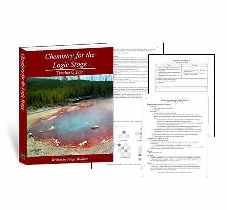 Classic - Chemistry For The Logic Stage Teacher Guide