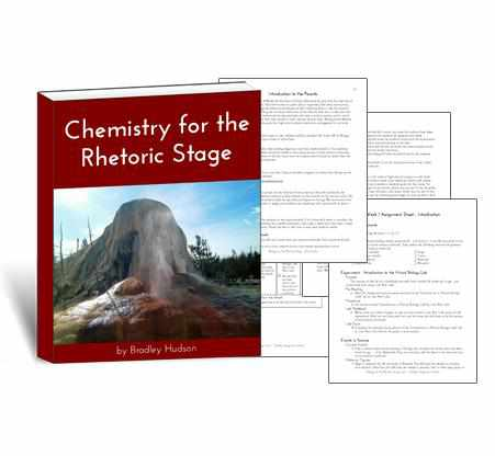 Classic - Chemistry For The Rhetoric Stage Printed Guide