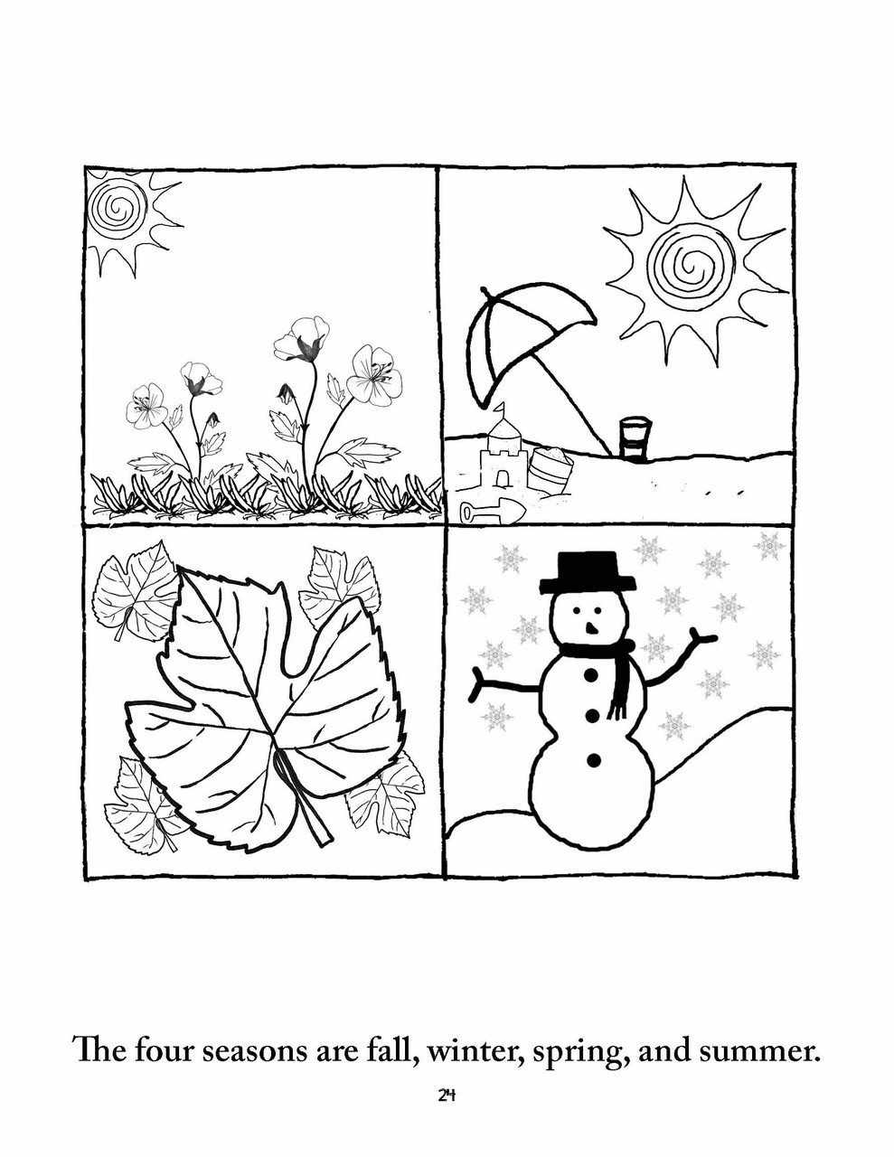 earth science and astronomy coloring pages