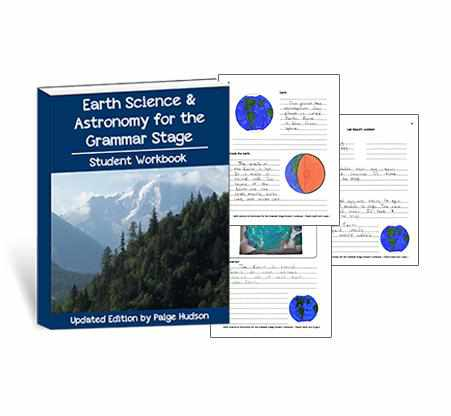 You will love to use these customized notebooking pages as you teach earth science and astronomy.