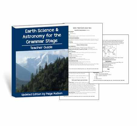 The tools you need to teach earth science & astronomy in an easy-to-use format.