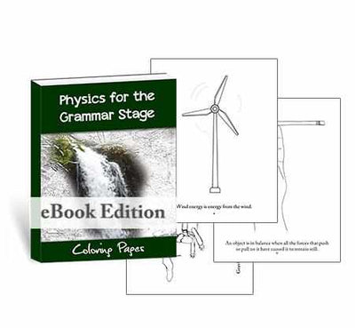 Classic - Physics For The Grammar Stage Coloring Pages