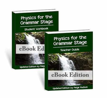 Physics for the grammar stage ebook start teaching physics to your homeschooled student with this ebook from elemental science fandeluxe Choice Image
