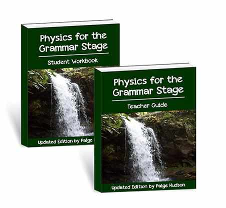 Teach physics to your elementary student with this science program from Elemental Science.