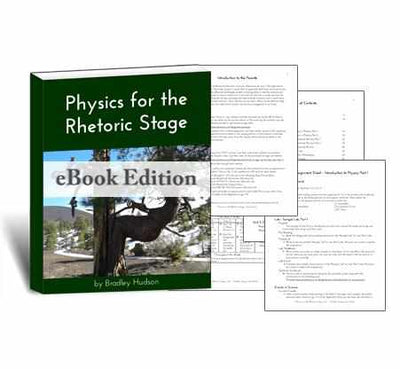 Classic - Physics For The Rhetoric Stage EBook Guide
