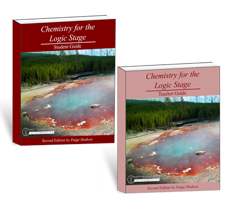 Chemistry for the Logic Stage Printed Combo {2nd Edition}