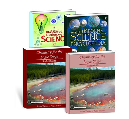 Chemistry for the Logic Stage Book Package