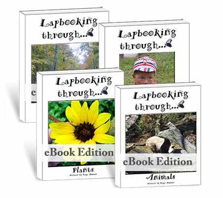 Science Lapbooks - Lapbooking Through Biology (eBook Bundle)