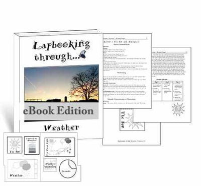 Lapbooks - Lapbooking Through Weather
