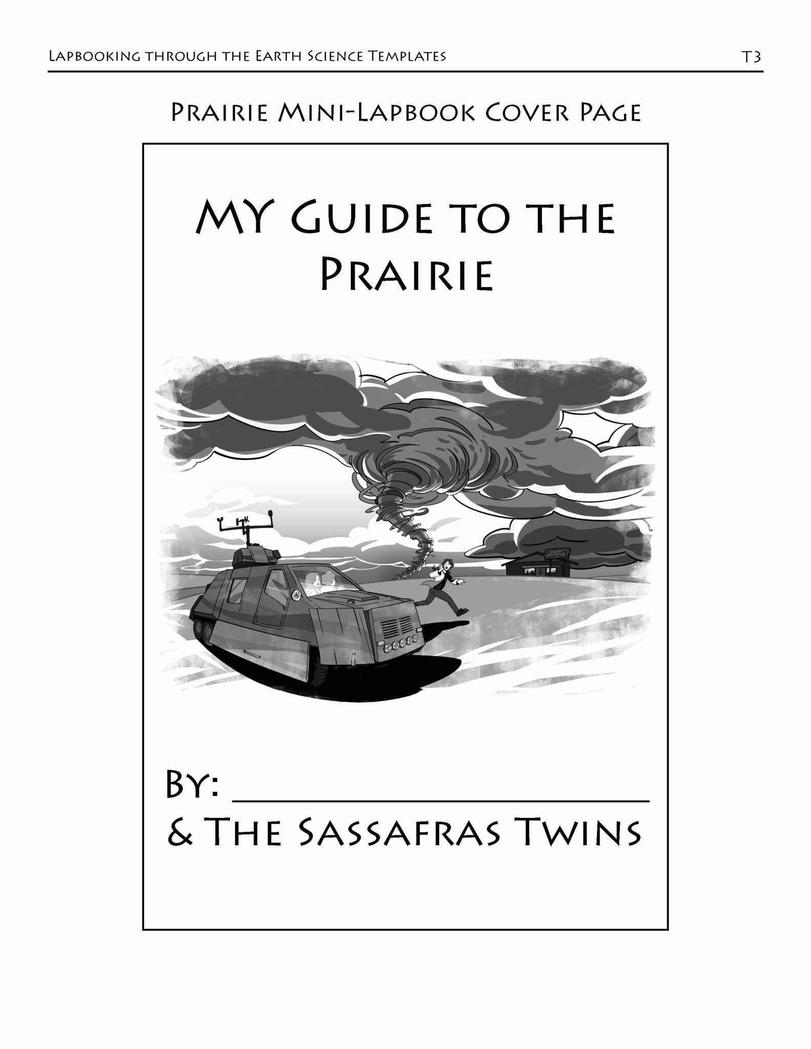 Lapbooking through Earth Science with the Sassafras Twins {eBook}