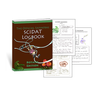Chronicle your living books journey with the botany SCIDAT logbook.