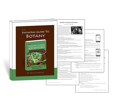 Make learning science fun with the Sassafras Guide to Botany.