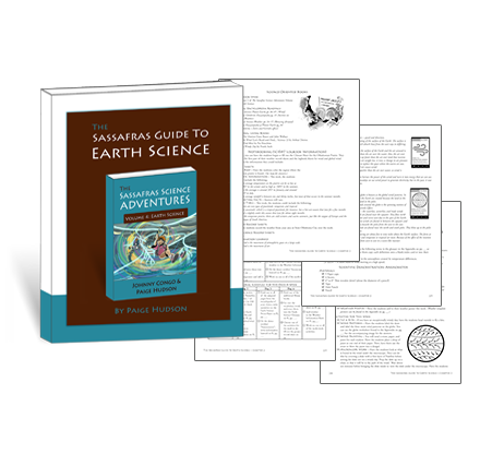 Living Books - The Sassafras Guide To Earth Science