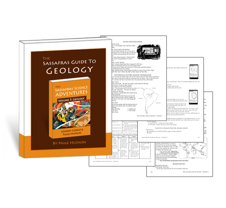 Living Books - The Sassafras Guide To Geology