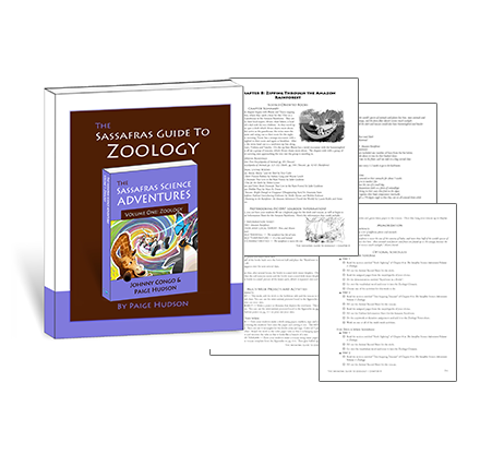 Make learning science fun with the Sassafras Guide to Zoology.