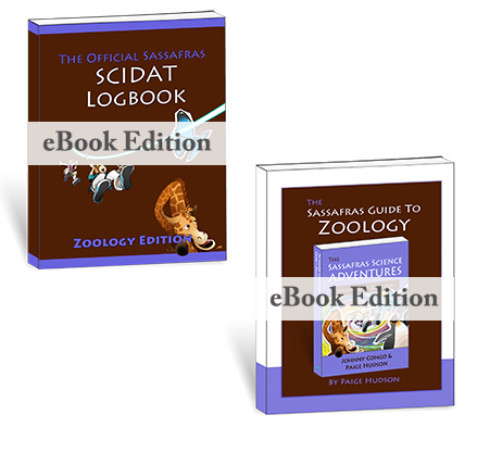 Instantly turn your science adventure into a full homeschool science plan with these eBooks.