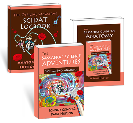 image regarding Our Adventure Book Printable referred to as The Safras Science Adventures Sequence Elemental Science