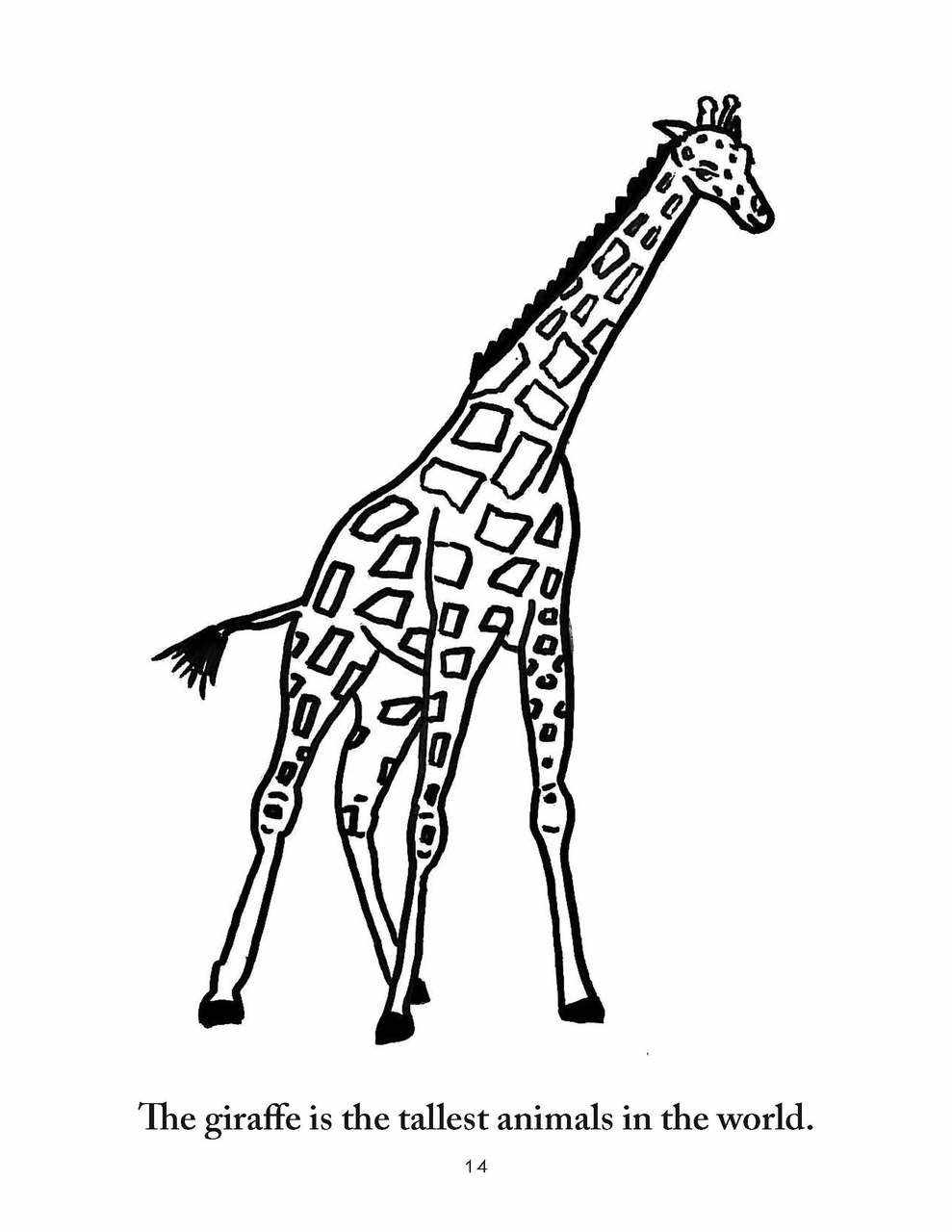 Zoology Coloring pages