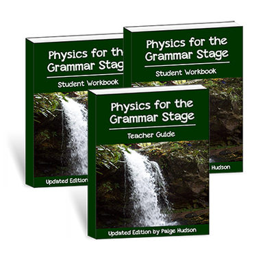 Physics For The Grammar Stage Printed Combo