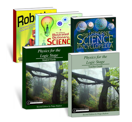 Physics for the Logic Stage Book Package {2nd Edition}
