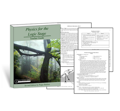 Physics for the Logic Stage Teacher Guide {2nd Edition}