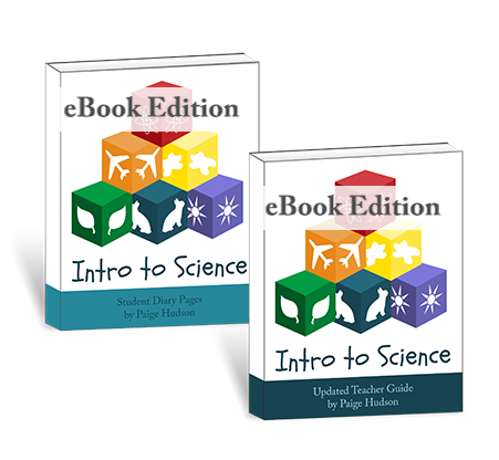 Preschool - Intro To Science (eBook Combo)