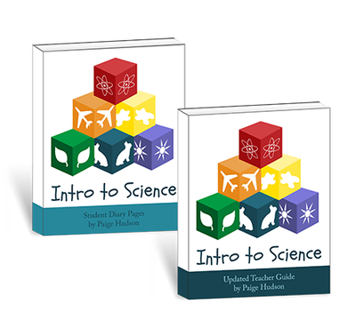 Preschool - Intro To Science Printed Combo