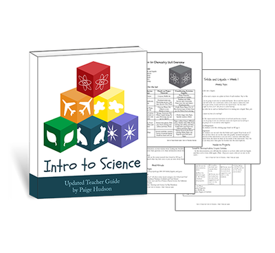 Preschool - Intro To Science Teacher Guide