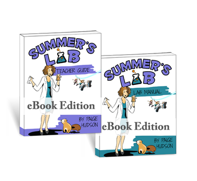 Summer's Lab eBook Combo